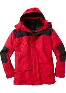 Куртка 3 в 1 (черный) Bonprix