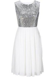Платье (коричневый/золотистый) Bonprix