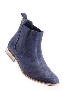 Замшевые ботинки (коричневый) Bonprix