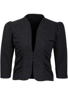 Куртка (антрацитовый меланж) Bonprix