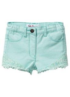 Джинсовые шорты, Размеры  80-134 (пепельно-розовый) Bonprix