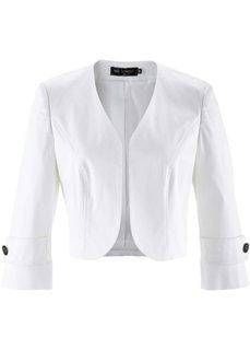 Куртка-болеро (черный) Bonprix
