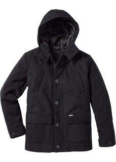 Куртка Regular Fit (антрацитовый меланж) Bonprix
