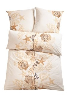 Постельное белье Морская звезда, фланель (различные расцветки) Bonprix