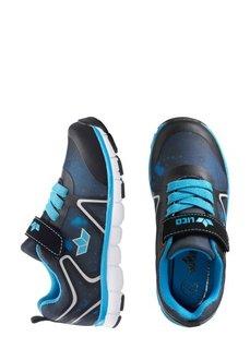 Кроссовки (черный/синий) Bonprix