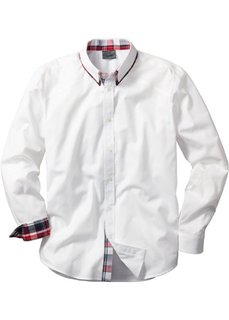 Рубашка (темно-синий) Bonprix