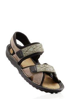 Трекинговые сандалии (красный) Bonprix