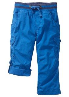 Закатывающиеся брюки-карго (мятно-зеленый) Bonprix