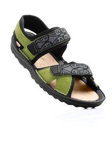 Трекинговые сандалии (бежевый) Bonprix