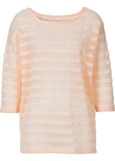 Летний пуловер (белый) Bonprix