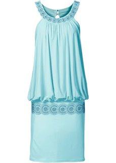 Коктейльное платье (нежно-розовый) Bonprix