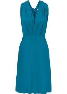 Платье-мультивей (черный) Bonprix