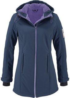 Функциональная куртка-зофтшелл (антрацитовый) Bonprix