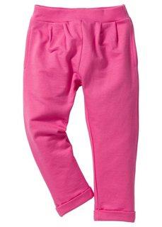 Трикотажные брюки, Размеры  80-134 (кремовый) Bonprix