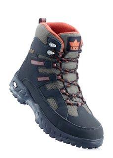 Зимние ботинки (черный/серый) Bonprix