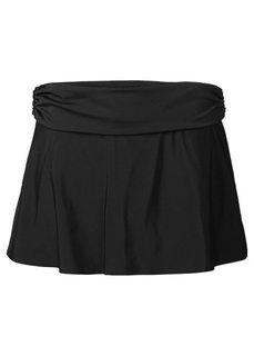 Купальная юбка с плавками (сине-зеленый) Bonprix