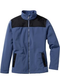 Куртка-софтшелл Regular Fit (каменно-серый) Bonprix