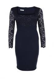 Платье Goddiva Size Plus
