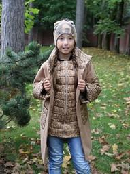 Пальто MARIELA