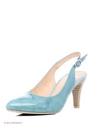 Голубые Туфли Caprice