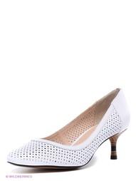 Белые Туфли MILANA