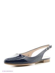 Синие Туфли Caprice