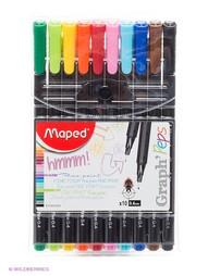 Ручки Maped
