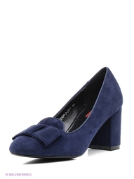 Синие Туфли MILANA