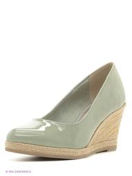 Зеленые Туфли Marco Tozzi