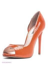 Оранжевые Туфли INARIO