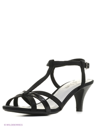 Черные Туфли S.OLIVER