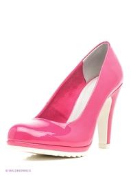 Розовые Туфли Marco Tozzi
