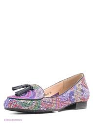 Фиолетовые Туфли Baden