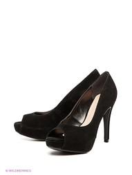 Черные Туфли ELCHE