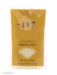 Соль для ванны Minus 417