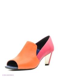 Разноцветные Туфли UNITED NUDE