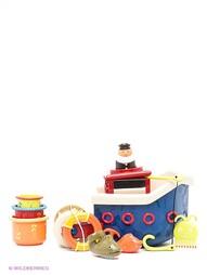 Игрушки для ванной Battat