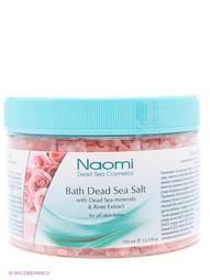 Соль для ванны Naomi Dead Sea Cosmetics
