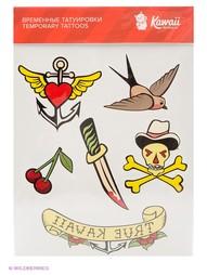 Временные татуировки Kawaii Factory