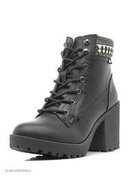 Черные Ботинки Refresh