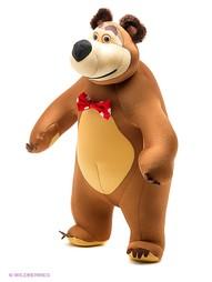 Мягкие игрушки Маша и медведь