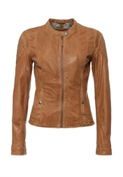 Куртка кожаная Mustang