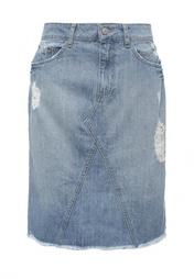 Юбка джинсовая Jennyfer
