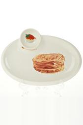 Блюдо для блинов Best Home Porcelain