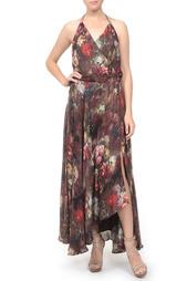 Платье с поясом Haute Hippie