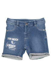 Бермуды джинсовые Brums