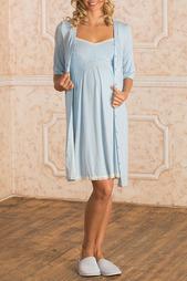 Комплект: халат и сорочка Nuova Vita