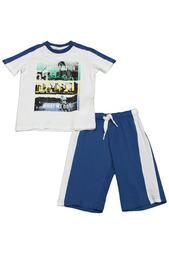 Комплект: футболка, шорты Brums