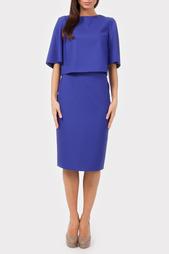 Костюм: блуза, юбка Vladi Collection