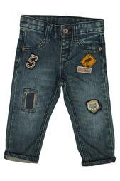 Брюки джинсовые Brums